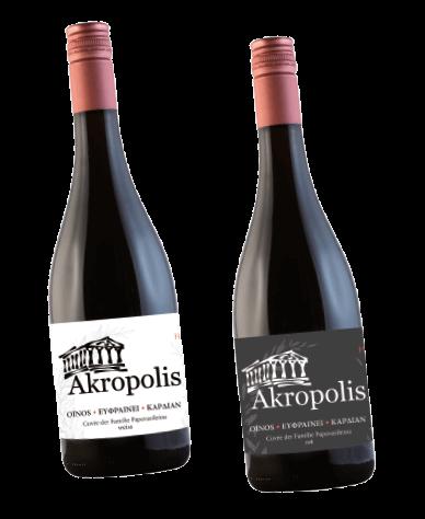 Akropolis I Wein